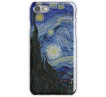 notte stellata van gogh iPhone Case/Skin