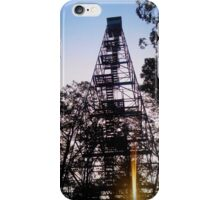 Tower Sunset iPhone Case/Skin
