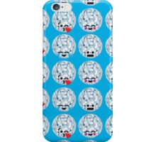 Emoji Building - Discoballs iPhone Case/Skin
