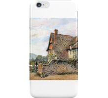 Windmill on a Bluff Georges Michel iPhone Case/Skin