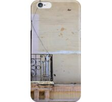 Two Doors and Balconies iPhone Case/Skin