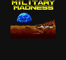 Military Madness (TurboGrafx-16 Screen Title) T-Shirt