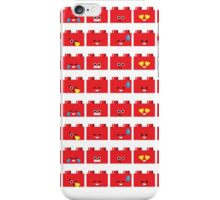 Emoji Building - Lego iPhone Case/Skin