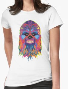 chewie Womens Fitted T-Shirt