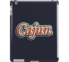 Vintage Cajun iPad Case/Skin
