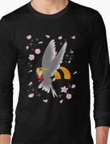 Birdie Scouts: Sailor Coo Long Sleeve T-Shirt