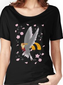 Birdie Scouts: Sailor Coo Women's Relaxed Fit T-Shirt