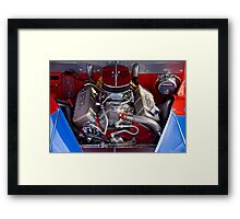 1941 Willys High Performance Framed Print