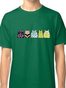 Cats Anime 6 Classic T-Shirt