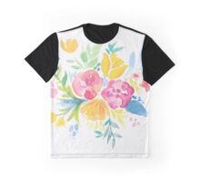 Spring Bloom Graphic T-Shirt