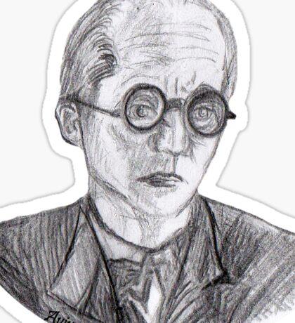 Le Corbusier  Sticker