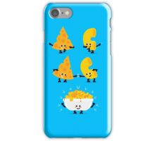 Character Fusion - Mac N Cheese iPhone Case/Skin