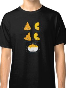 Character Fusion - Mac N Cheese Classic T-Shirt