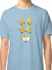 Character Fusion - Mac N Cheese Classic T-Shirt