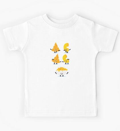 Character Fusion - Mac N Cheese Kids Tee