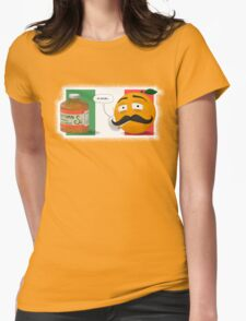 Vitamin Si Womens Fitted T-Shirt