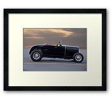 1932 Ford Roadster I Framed Print