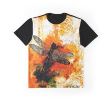 The Nature of Things...The Dragonfly Graphic T-Shirt