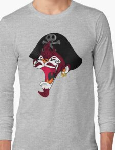 Pirate Monkey 1 Long Sleeve T-Shirt