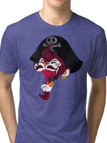 Pirate Monkey 1 Tri-blend T-Shirt