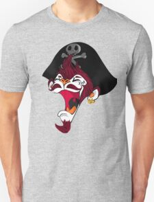 Pirate Monkey 1 Unisex T-Shirt