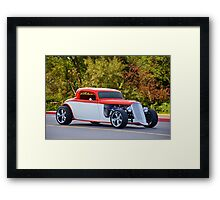1933 Ford Coupe II Framed Print