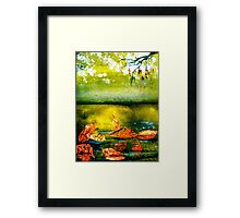 Earth Songs...Tapestry Framed Print