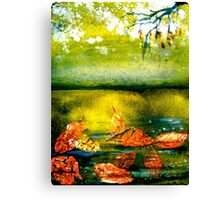 Earth Songs...Tapestry Canvas Print