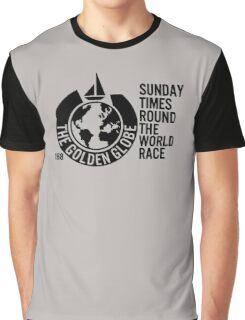 The Golden Globe ' Round the World Race 1968 Graphic T-Shirt