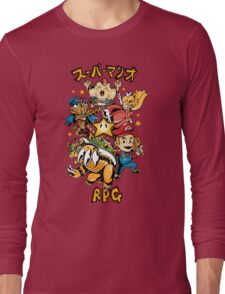 Super Mario RPG Long Sleeve T-Shirt