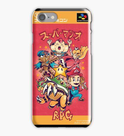 Super Mario RPG iPhone Case/Skin