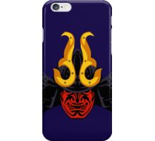 Samurai 1 iPhone Case/Skin