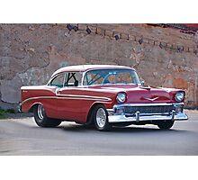 1956 Chevrolet Bel Air Hardtop Photographic Print