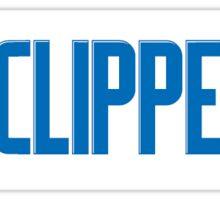 L.A. Clippers Sticker
