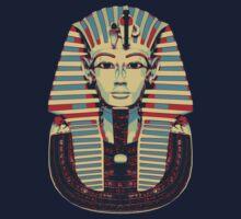 Tutankhamun 'King Tut' Hope Poster Style (Tut Tut) Baby Tee