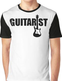 Guitarist Graphic T-Shirt