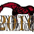 Gun Runner Kentucky Derby 2016 horse racing gifts and apparel by Ginny Luttrell