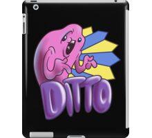 DITTO! iPad Case/Skin