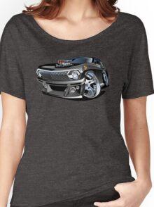 Cartoon Hot Rod Women's Relaxed Fit T-Shirt