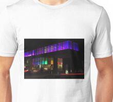 DanceEats Cafe Mezzanine, Ipswich Unisex T-Shirt