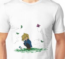 Cobalt Star - Stopping to Smell the Flowers Unisex T-Shirt