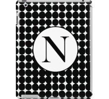 N Bubble iPad Case/Skin