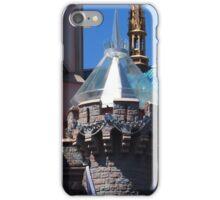 Diamond celebration castle overlay iPhone Case/Skin