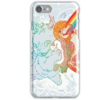 I Am Loved ( fish sandwich ) Main Line Products iPhone Case/Skin