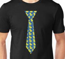 Ducky tie Unisex T-Shirt