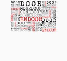 Door - Moredoor - Gonedoor - Dumbledoor - Endoor T-Shirt