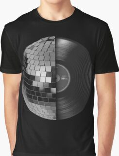 Disco Graphic T-Shirt