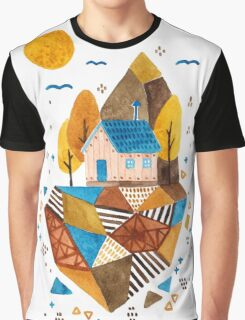 Homey Rock Graphic T-Shirt