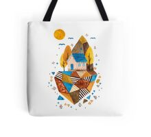 Homey Rock Tote Bag
