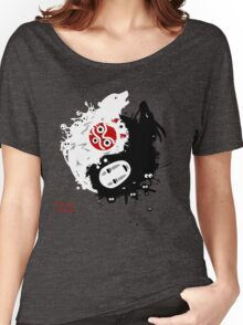 Spirits Yin-Yang Women's Relaxed Fit T-Shirt
